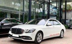 Bán Mercedes S450 2019 siêu lướt giá sốc - xe chính hãng đã qua sử dụng giá 3 tỷ 590 tr tại Hà Nội