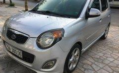 Bán Kia Morning SLX sản xuất năm 2009, màu bạc, nhập khẩu, xe đẹp giá 196 triệu tại Hà Nội