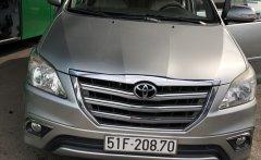 Bán xe Toyota Innova V đời 2015 tại quận Tân Bình, Hồ Chí Minh giá 580 triệu tại Tp.HCM