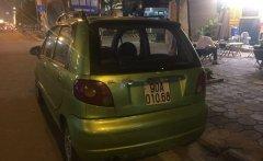Cần bán Daewoo Matiz SE đời 2007, màu xanh lục, chính chủ giá 75 triệu tại Hà Nội
