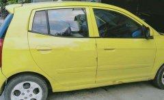 Bán xe Kia Morning năm 2009, màu vàng, nhập khẩu nguyên chiếc giá 155 triệu tại Hậu Giang