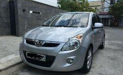 Bán Hyundai i20 năm sản xuất 2011, màu bạc, xe nhập chính hãng giá 330 triệu tại Đà Nẵng