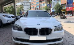 Bán BMW 750Li sản xuất 2009 màu trắng, nội thất kem, biển Hà Nội siêu VIP giá 950 triệu tại Hà Nội