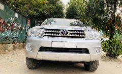 Bán Toyota Fortuner 2.5G số sàn máy dầu, sản xuất 2009, xe cá nhân chính chủ từ đầu  giá 545 triệu tại Hà Nội