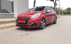 Bán Peugeot 208 2015, màu đỏ, nhập khẩu, xe gia đình giá 655 triệu tại Tp.HCM