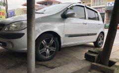 Cần bán Hyundai Getz năm sản xuất 2010, màu bạc, nhập khẩu chính hãng giá 178 triệu tại Thái Nguyên