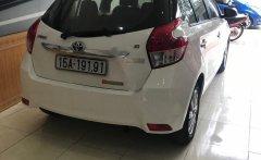 Cần bán xe Toyota Yaris đời 2015, màu trắng, xe nhập chính chủ, giá tốt giá 540 triệu tại Hải Phòng