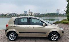 Cần bán gấp Hyundai Getz năm 2007, màu vàng, xe nhập chính hãng giá 215 triệu tại Thái Nguyên