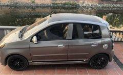 Cần bán lại xe Kia Morning SLX đời 2010, màu xám, xe nhập số tự động giá 255 triệu tại Thanh Hóa