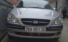 Bán Hyundai Getz đời 2009, màu bạc, nhập khẩu nguyên chiếc chính hãng giá 175 triệu tại Sơn La
