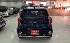 Bán ô tô Kia Morning Si AT sản xuất 2017, màu xanh lam giá 365 triệu tại Hà Giang