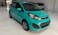 Cần bán Kia Morning năm 2014, màu xanh lam giá cạnh tranh xe còn mới nguyên giá 215 triệu tại Hà Giang