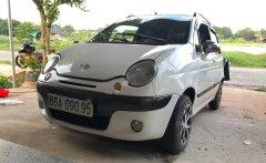Cần bán Daewoo Matiz S 0.8 MT đời 2008, màu trắng xe gia đình giá 89 triệu tại Đồng Tháp
