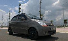 Bán Chevrolet Spark năm sản xuất 2009, màu bạc xe còn mới lắm giá 140 triệu tại Tiền Giang