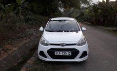 Cần bán gấp Hyundai Grand i10 2015, màu trắng, nhập khẩu nguyên chiếc chính hãng giá 240 triệu tại Lào Cai
