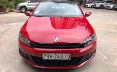 Bán Volkswagen Scirocco 1.4 năm 2010, màu đỏ, nhập khẩu   giá 430 triệu tại Hà Nội