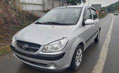 Bán xe Hyundai Getz 1.1 MT đời 2010, màu bạc, xe nhập giá 185 triệu tại Thái Nguyên