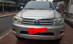 Bán xe Toyota Fortuner đời 2011, màu bạc giá 586 triệu tại Hà Nội