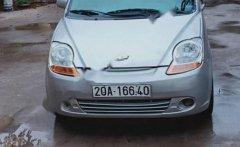 Bán xe Chevrolet Spark LT 0.8 MT năm 2010, màu bạc, giá 94tr giá 94 triệu tại Thái Nguyên