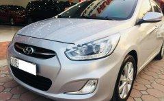 Xe Hyundai Accent 1.4 AT sản xuất năm 2015, màu bạc, xe nhập giá cạnh tranh giá 435 triệu tại Hà Nội