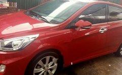 Cần bán Hyundai Accent sản xuất năm 2014, màu đỏ, xe nhập  giá 450 triệu tại Hà Nội
