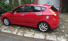 Cần bán lại xe Hyundai Accent 1.4 AT năm sản xuất 2014, màu đỏ, nhập khẩu, giá chỉ 450 triệu giá 450 triệu tại Hà Nội