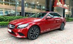 Bán Mercedes C200 2020 màu đỏ chính chủ chạy lướt biển đẹp giá tốt giá 1 tỷ 380 tr tại Hà Nội
