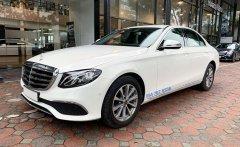 Bán Mercedes E200 2020 màu Trắng biển đẹp - Xe chính hãng đã qua sử dụng giá 2 tỷ 10 tr tại Hà Nội