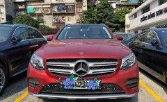 Xe cũ chính hãng Mercedes GLC300 2020 màu đỏ, nội thất kem siêu lướt giá tốt giá 2 tỷ 160 tr tại Hà Nội