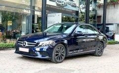 Bán Mercedes C200 2020 màu xanh, chính chủ siêu lướt giá tốt giá 1 tỷ 435 tr tại Hà Nội