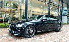 Xe lướt chính hãng - Mercedes E300 2020 màu đen, chạy 3.000km, giá cực tốt giá 2 tỷ 590 tr tại Hà Nội