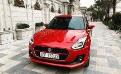 Bán ô tô Suzuki Swift đời 2019, màu đỏ, nhập khẩu nguyên chiếc, giá tốt giá 560 triệu tại Hà Nội