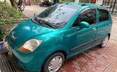 Xe Chevrolet Spark sản xuất năm 2009, màu xanh, xe gia đình giá 90 triệu tại Lào Cai