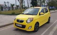 Bán Kia Morning năm sản xuất 2010, màu vàng, xe nhập giá 230 triệu tại Lạng Sơn