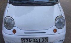 Xe Daewoo Matiz 2008, màu trắng xe gia đình giá cạnh tranh giá 65 triệu tại Kon Tum