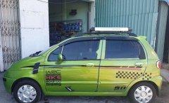 Bán ô tô Daewoo Matiz đời 2004, màu xanh lục, 73tr giá 73 triệu tại Tiền Giang