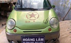 Bán Daewoo Matiz năm sản xuất 2004, màu xanh lục giá 45 triệu tại Phú Yên