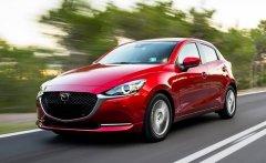 Bán ô tô Mazda 2 Luxury Sport sản xuất năm 2020, màu đỏ, nhập khẩu giá 609 triệu tại Hà Nội