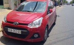 Bán Hyundai Grand i10 năm sản xuất 2016, màu đỏ, nhập khẩu nguyên chiếc, giá 279tr giá 279 triệu tại Sóc Trăng