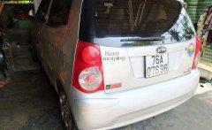 Cần bán gấp Kia Morning 2011, màu bạc, nhập khẩu nguyên chiếc  giá 165 triệu tại Quảng Ngãi