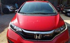 Cần bán gấp Honda Jazz RS năm 2018, màu đỏ, xe nhập giá 510 triệu tại Tp.HCM