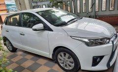 Cần bán lại xe Toyota Yaris sản xuất năm 2015, màu trắng số tự động giá 515 triệu tại TT - Huế
