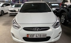 Cần bán lại xe Hyundai Accent đời 2014, màu trắng, nhập khẩu, giá chỉ 429 triệu giá 429 triệu tại Hà Nội