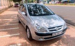 Cần bán gấp Hyundai Getz năm sản xuất 2009, màu bạc, nhập khẩu giá 165 triệu tại Đắk Lắk