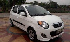 Cần bán lại xe Kia Morning 2011, màu trắng giá 155 triệu tại Tuyên Quang