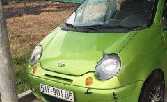 Cần bán gấp Daewoo Matiz sản xuất năm 2008, màu xanh lục, 82 triệu giá 82 triệu tại Đồng Tháp