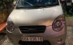 Cần bán xe Kia Morning đời 2010, màu bạc giá 158 triệu tại Vĩnh Long