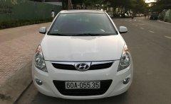 Cần bán xe Hyundai i20 đời 2012, màu trắng, nhập khẩu  giá 325 triệu tại Đồng Nai