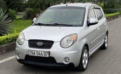 Salon Auto Tiến Thành cần bán gấp chiếc Kia Morning SLX đời 2008, màu bạc giá 215 triệu tại Hà Nội
