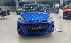 Bán Hyundai Grand i10 sản xuất 2019, màu xanh lam, nhập khẩu   giá 330 triệu tại Bình Phước